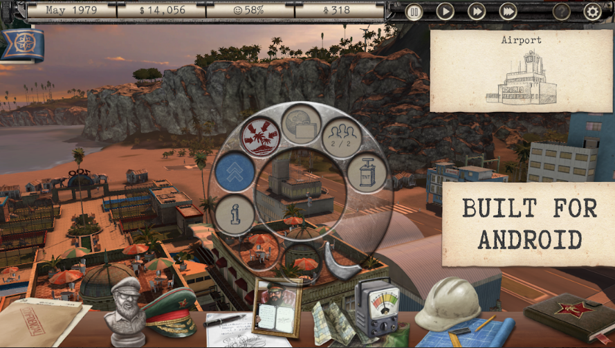 Tropico game screenshot